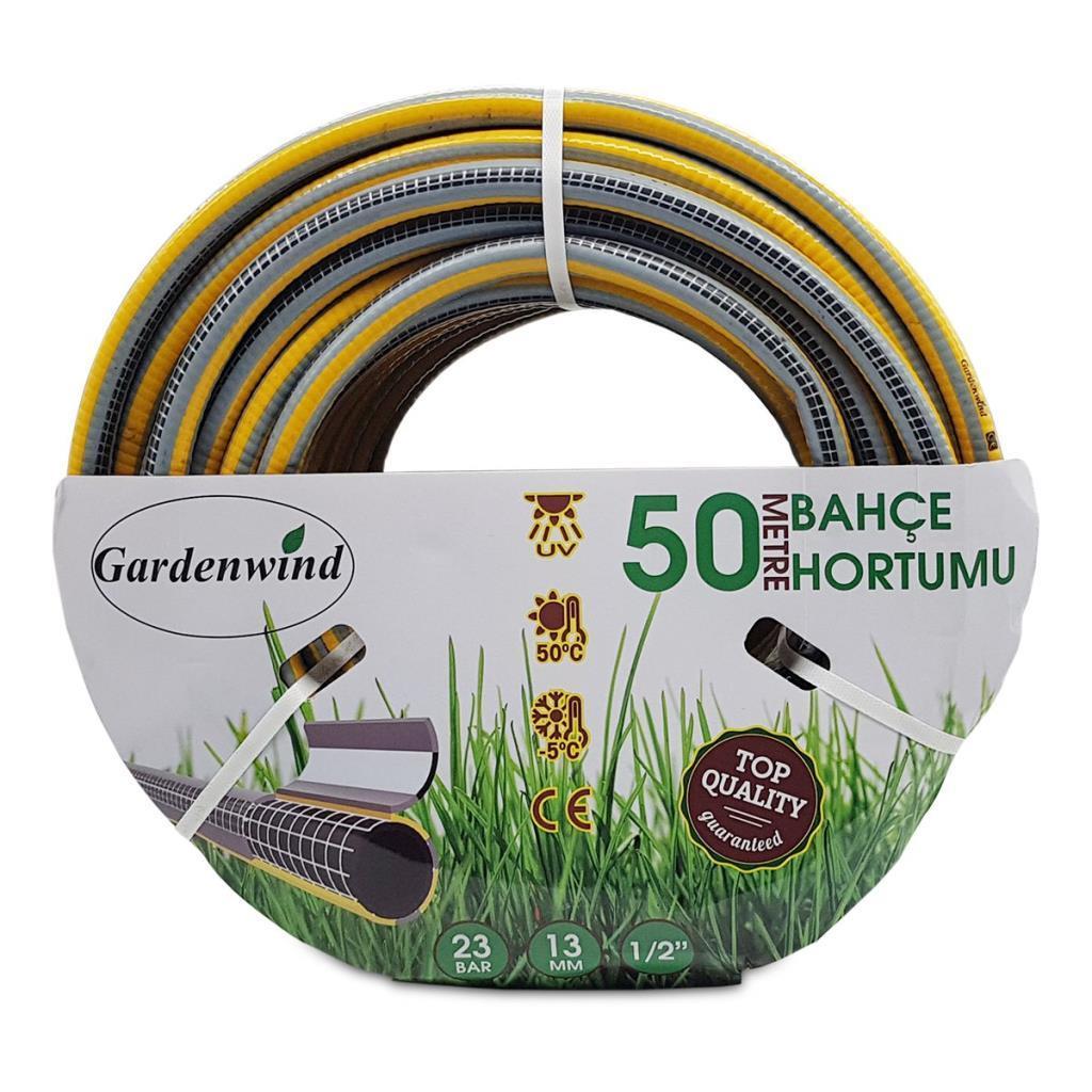 Gardenwind 1/2 13 mm Bahçe Sulama Hortumu 50 metre fiyatı