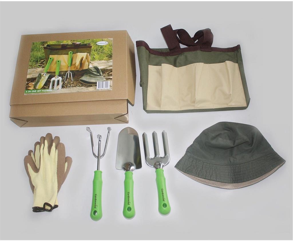 Gardenwind Lady Gift Box 6li Set 860007 fiyatı