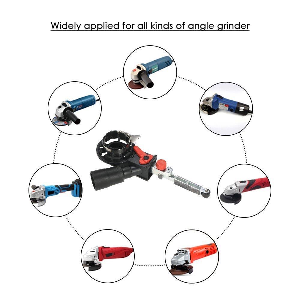 Rox Wood 0030 Taş Motoruna Takılır Şerit Bant Zımpara Aparatı ne işe yarar