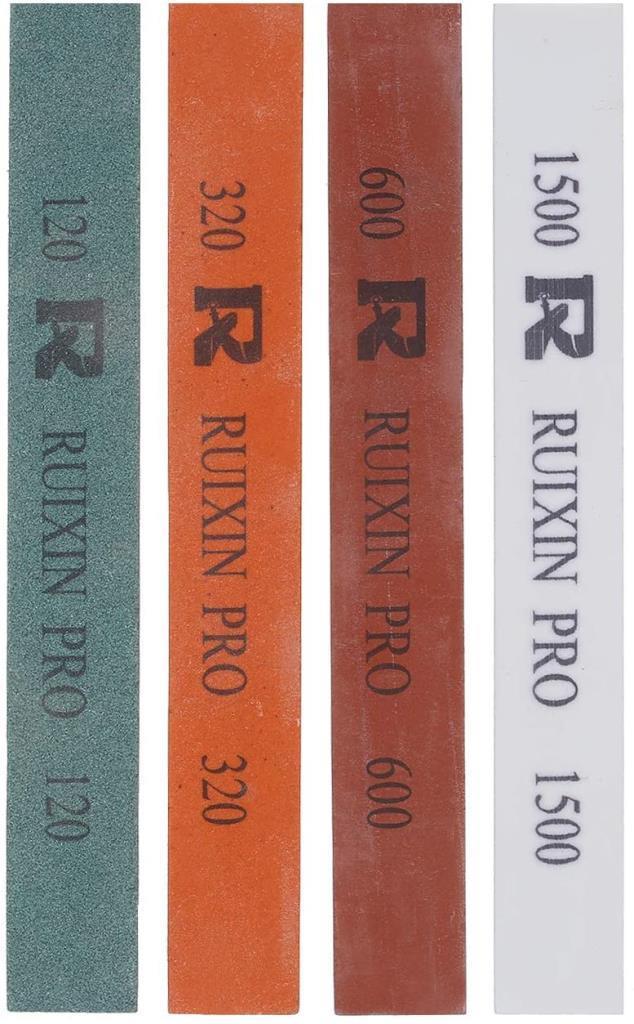 Rox Wood 0087 Ruixin Pro Bıçak Bileme Seti ne işe yarar