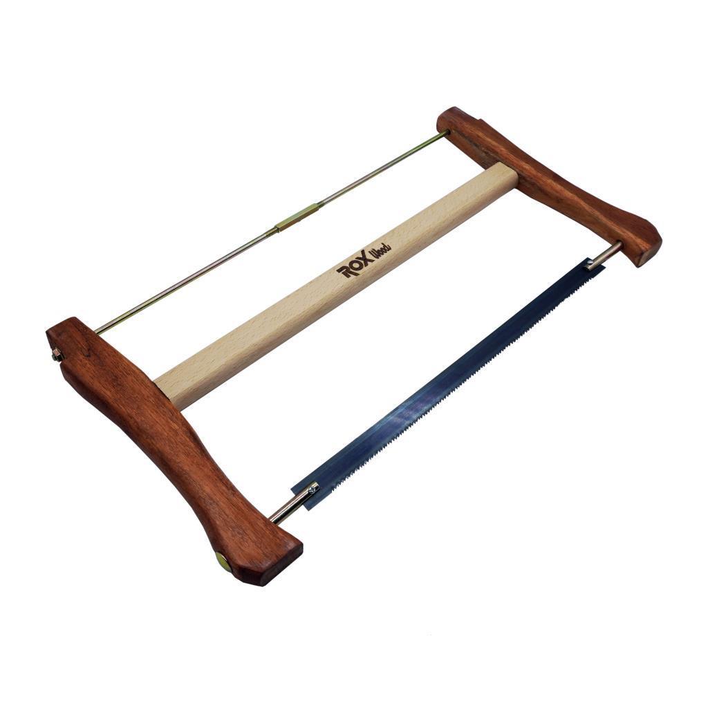 Rox Wood 4604 El Hızarı Ahşap Testere 580 mm nasıl kullanılır